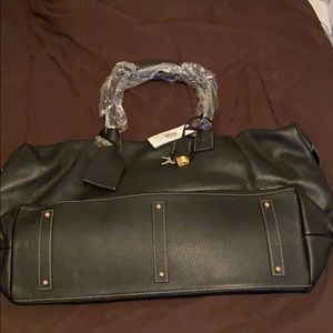 D&B duffle bag